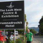 Close to the Loch Ness Centre