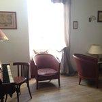 La salle de détente
