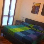 1 delle camere da letto