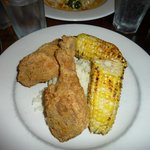 Bibo's: Southern Fried Chicken, Corn & Potatoes