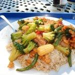 A Delicious Vegan Tempeh Meal