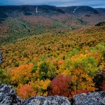 Fall Colors in the Johns Brook Valley