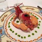 Salade de homard du Maine à la française