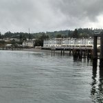 View from Whidbey Island Ferry