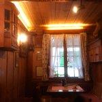 Rougemont - Restaurant du Cerf - l'intérieur