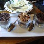 Little desserts - little flavor