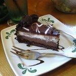 Black Tie Mousse Cake - a favorite