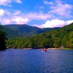 Beautiful Vogel State Park