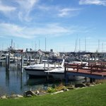 Mackinaw City Marina by Shepler's Ferry