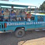 Chief Tsosie's Transportation to the Canyon