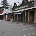 Winthrop Old Western feel