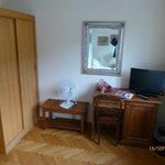 chambre simple.