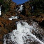 la cascade de wadiana