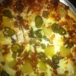 Ventura hwy pizza !!! sooo good!! fresh bacon, jalps, and pineapple!!