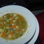 Chefs excellent Vegetable Soup