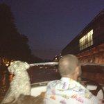 Godfrey & Lukas navigating