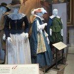 Pilgrim Hall Museum-Pilgrim clothing