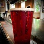 """Brewer Brads' """"purple haze""""....with blackberries"""