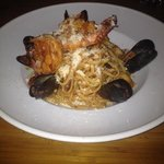 Linguini au fruits de mer