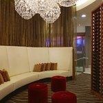 The Square Restaurant  - wine nook