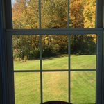 Fall View from MountainView Queen Room
