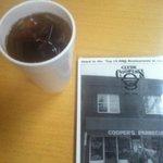 Clyde Coopers sweet tea