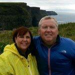 enjoying beautiful Ireland
