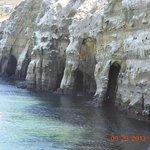 La Jolla Beach Cave, San Diego