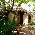 Faré, bungalow
