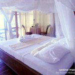 Katrina Seaside Balinese Bedroom