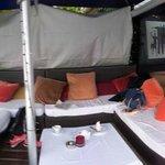 Lounge des Restaurants