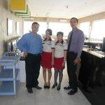 restaurant staff