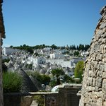 Overview of the trulli