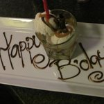My delicious dessert!