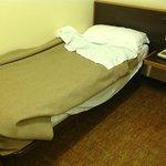 Il letto più simile a una branda