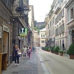 Via XXV aprile - Genova