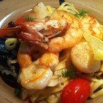 Yummi Seafood pastas