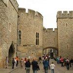 Inside Tower of London