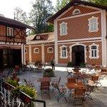 Bastion Hotel, Sinaia, Roumanie Sept 2013