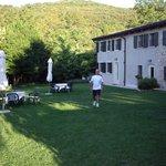 Villa Delo and gardens