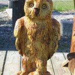 Luke Andrews Wood Sculptures