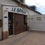 Le Bayeux Entrance