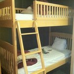bunk beds room 55