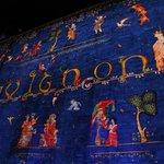 Les luminessance de Palais des papes