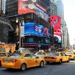 Yellow cab city!