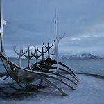 Reykjavik - Viking Boat