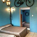 Habitacion 3 camas para 6 personas