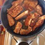 mahi mahi cooked by Fred !