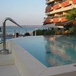Outdoor pool & thermal pool