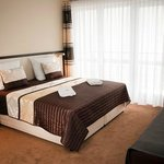 Our rooms are equipped with handmade beds HYPNOS